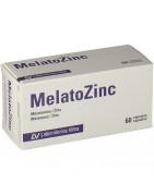 MelatoZinc 60 Cápsulas