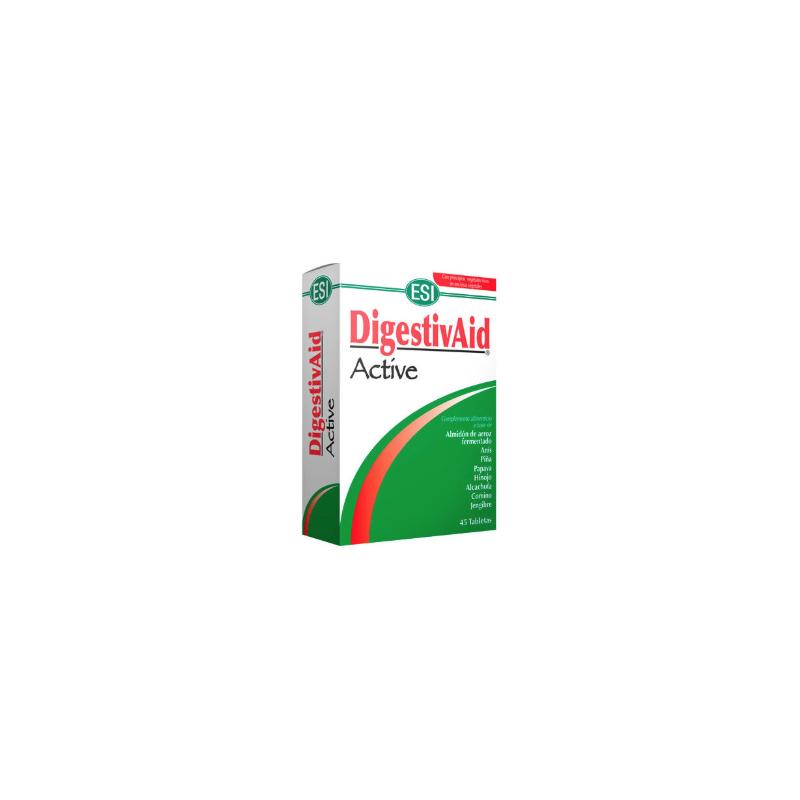 ESI DigestivAid Active Trepatdiet 45 Tabletas