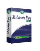 ESI Melatonina Pura 1,9mg Trepatdiet 60 Comprimidos