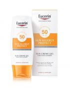 Eucerin Sun Allergy Crema Gel SPF50 150ml