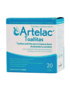 Artelac Toallitas Oculares 20uds