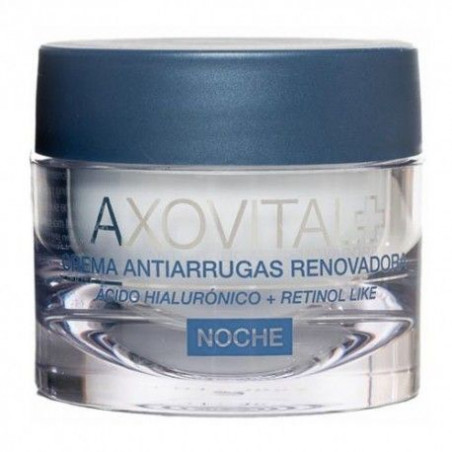 Axovital Crema de Noche Antiarrugas Renovadora 50 ml