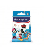 Hansaplast Mickey & Friends 20uds