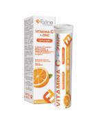 Farline Vitamina C + Zinc 20 Comprimidos