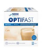 Optifast Batido Café Nueva Fórmula Mejorada 12 Sobres