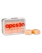 Tapones Moldeables de Silicona Aposan 6 uds
