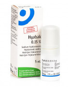 Hyabak Colirio Ojo Seco con lentillas 5ml