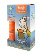 Avéne Spray Solar Niños SPF50 200ml + REGALO Visor Acuático