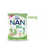 Leche NAN Bio 1 800g