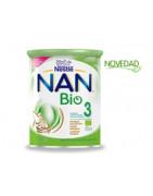 Leche NAN Bio 3 800g