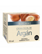 Crema facial con Argán Bifemme Ynsadiet 50ml