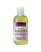 Ynsadiet Aceite de Almendras Dulces con Rosa Mosqueta Bifemme 250ml