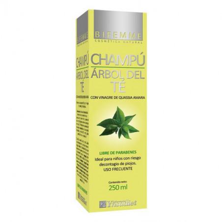 Ynsadiet Champú Aceite Árbol del Té Bifemme 250ml