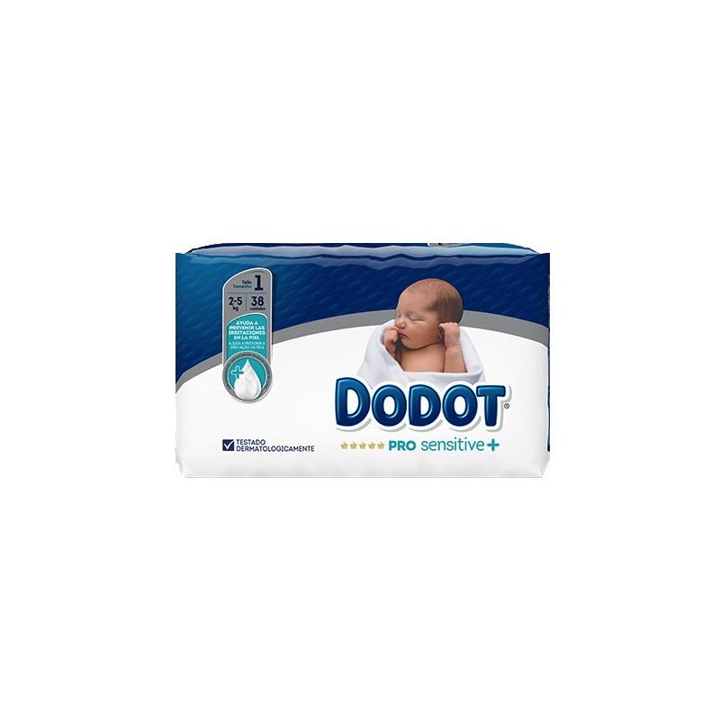 c7138329e5b8 Dodot PRO Sensitive Pañal Talla 1 Recién Nacido: precio compra online