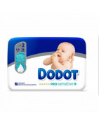 Dodot Pro Sensitive Pañales Talla 2  (4-8Kg) 36uds