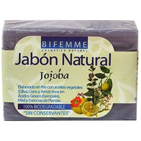 Ynsadiet Jabón de Jojoba Bifemme 100g