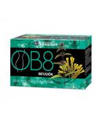 Ynsadiet OB8 Infusión 20 Filtros