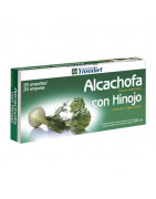 Ynsadiet Alcachofa con Hinojo 20 Ampollas