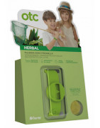 OTC Pulsera Citronella Adultos Verde + 3 Recargas