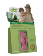 OTC Pulsera Citronella Adultos Rosa + 3 Recargas