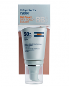 Isdin Protector Solar Gel Crema Dry Touch BB Cream SPF50 50ml