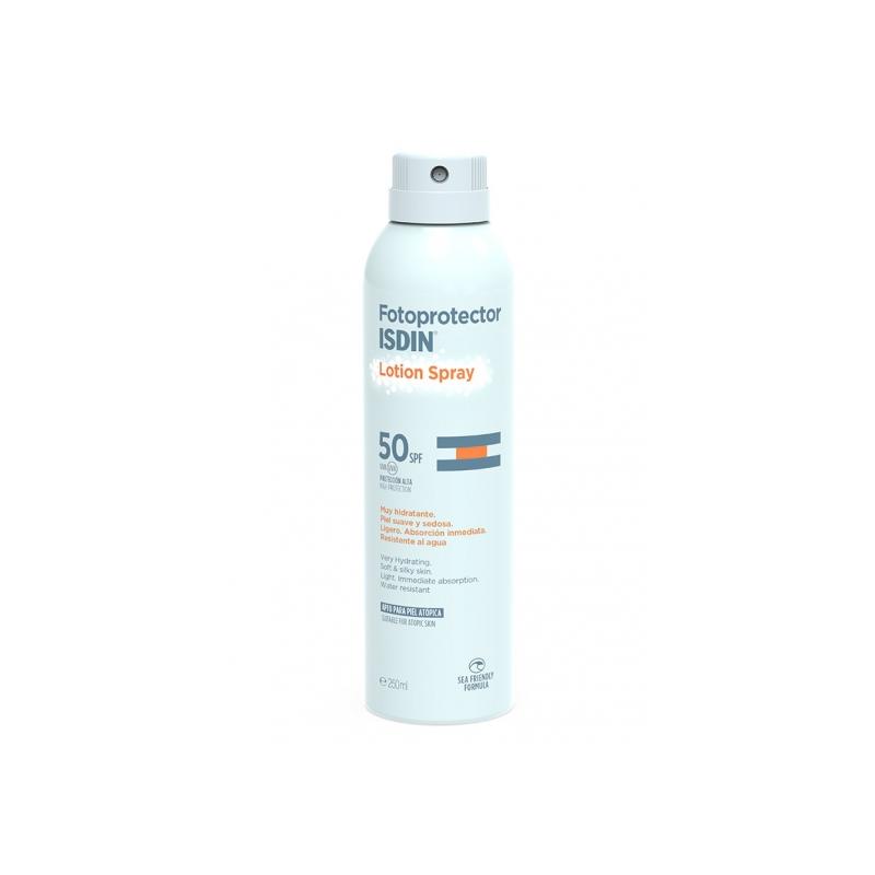 Isdin Lotion Spray Solar SPF50 200ml