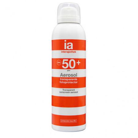 Interapothek Spray Transparente SPF50 250ml
