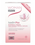 Woman Isdin Isadin Plus Woman Cápsulas Vaginales 10Uds