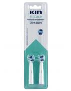 Kin Recambios Total Clean Cepillo Eléctrico