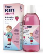 Fluorkin Infantil Enjuague Fresa 500ml