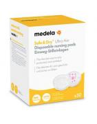 Medela Discos Absorbentes Safe&Dry Superfinos 30uds