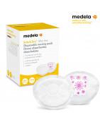 Medela Discos Absorbentes Safe&Dry Superfinos 60uds