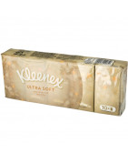 Kleenex Ultra Soft 12Paquetes Individuales
