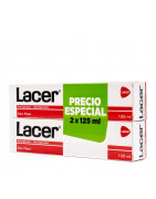 Lacer Pasta de Dientes Anticaries 2x125ml