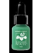 Miniesmalte Cosmenail Verde Claro 5ml