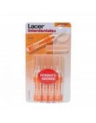 Cepillo Interdental Lacer Extrafino Suave 10uds