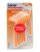 Cepillo Interdental Lacer Angular Extrafino Suave 10uds