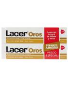 Lacer Oros Pasta Dentífrica Acción Integral Duplo 2x125ml
