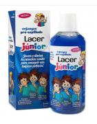 Lacer Junior Enjuague Bucal Pre Cepillado 500ml