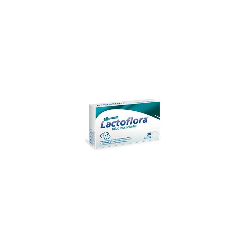 Lactoflora Protector Bucodental 30 Comprimidos
