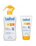 Ladival Spray Infantil SPF50 + Crema Niño SPF50 75ml