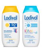 Ladival Protector Solar Niños SPF50 200ml + AFTER SUN