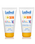 Ladival Protector Solar Niños SPF50 Duplo 2x150ml