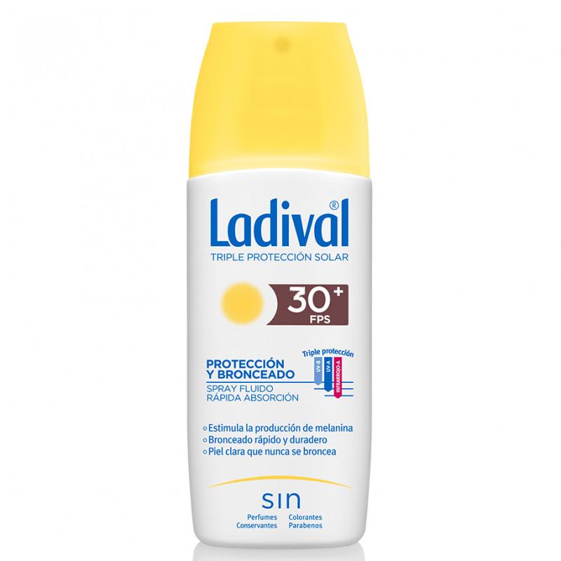 Ladival Spray Protección y Bronceado SPF30 150ml