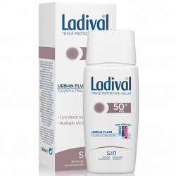 Ladival Urban Fluid Color SPF50+ 50ml