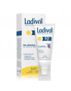 Ladival Gel Crema Solar Pieles Sensibles con COLOR SPF50+ 50ml