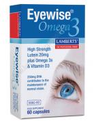 Lamberts EyeWise Omega 3 60 comprimidos