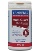 Lamberts Multi-Guard Vitaminas y Minerales 30comp