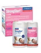 c¡Lamberts Pack StrongStart Mujer Vitaminas Prenatales 60 Comp
