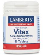 Lamberts Vitex Agnus Castus 60cap